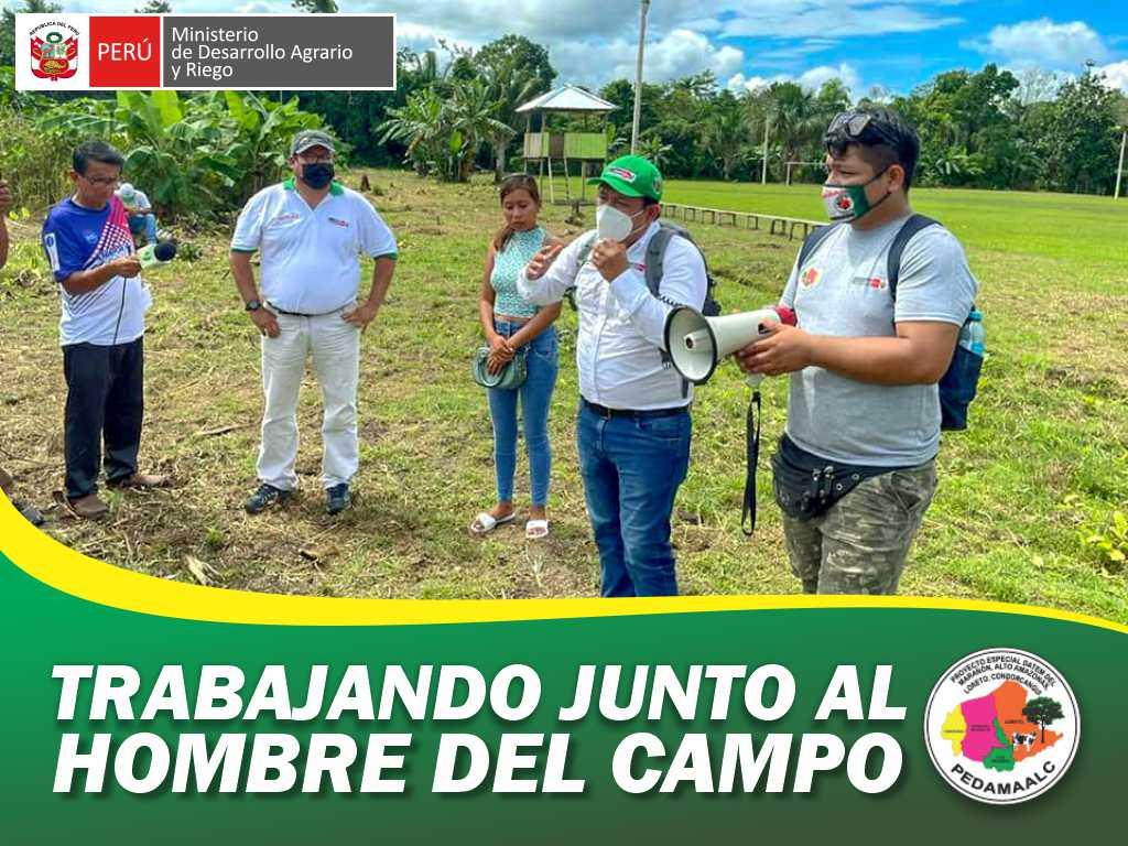 PROYECTO CRIANZA DE GALLINAS MEJORADAS PARINARI LORETO - NAUTA ENTREGO 2, 500 AVES A BENEFICIARIOS DE LAS COMUNIDADES SANTA RITA DE CASTILLA Y MUNDIAL